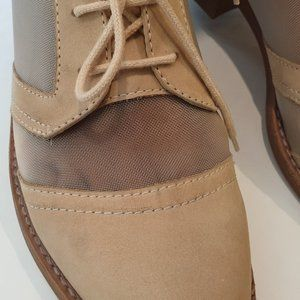 Oxford Loeffler Randall laced-up shoes